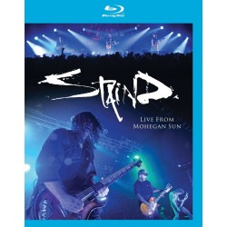 Staind - Live From Mohegan Sun - Blu-ray