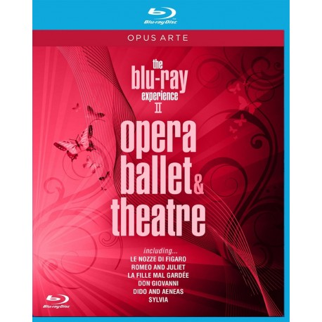 V/A - Blu-Ray Experience II: Opera, Ballet & Theatre - Blu-ray