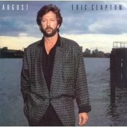 Eric Clapton - August - CD