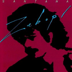 Santana - Zebop - CD