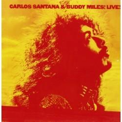 Carlos Santana & Buddy Miles - Live - CD