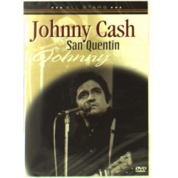 Johnny Cash - San Quentin - DVD