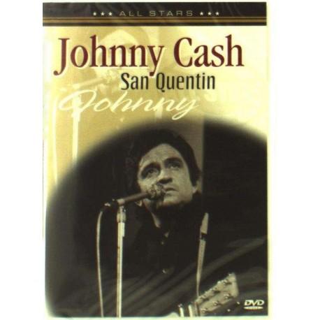 Johnny Cash - San Quentin - DVD