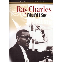 Ray Charles - What'd I Say - DVD