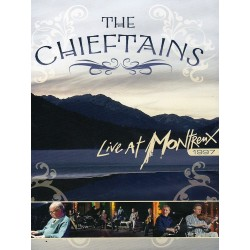 Chieftains - Live At Montreaux 1997 - DVD