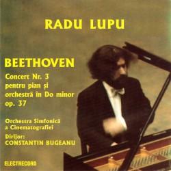 Radu Lupu - Beethoven / Concert nr.3 pentru pian si orchestra - CD