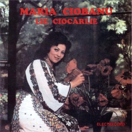 Maria Ciobanu - Lie, ciocarlie - CD