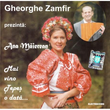 Gheorghe Zamfir prezinta Ana Maierean - Mai vino Tepes odata - CD