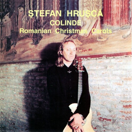 Stefan Hrusca - Colinde - Romanian Christmas Carols - CD
