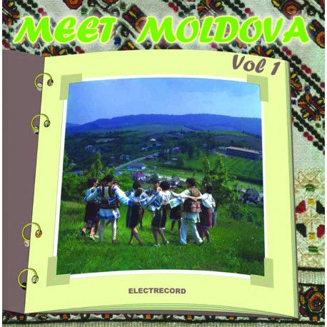 V/A - Meet Moldova vol.I - CD