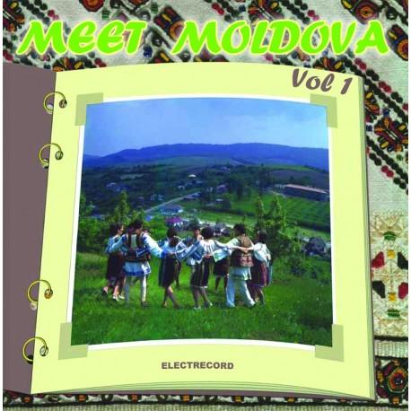 V/A - Meet Moldova vol.I - CD