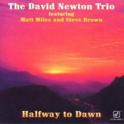 David Newton Trio - Halfway to Dawn - CD