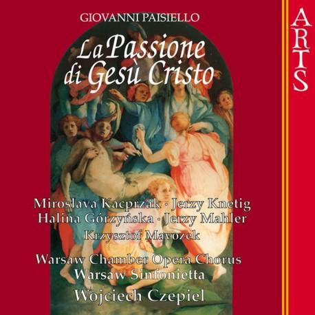 Giovanni Paisiello - La Passione di Gesu Cristo - 2CD