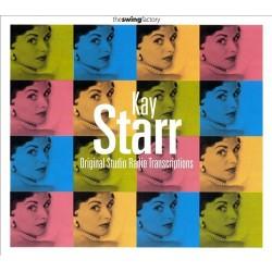 Key Starr - Original Studio Radio Transcriptions - CD digipack