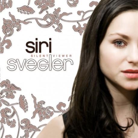 Siri Svegler - Silent Viewer - CD Digipack