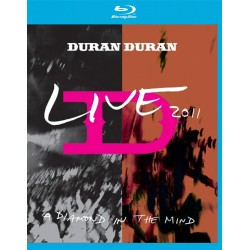 Duran Duran - A Diamond In The Mind - Blu-ray