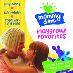 V/A - Mommy & Me - Playgroup Favorites - CD