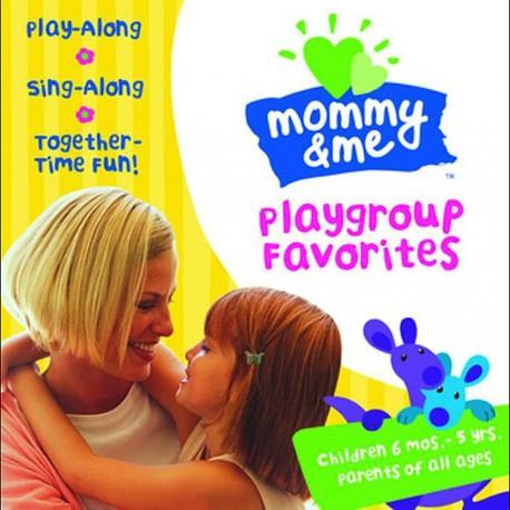 V/A - Mommy & Me - Playgroup Favorites - CD