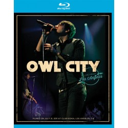 Owl City - Live From Los Angeles - Blu-ray