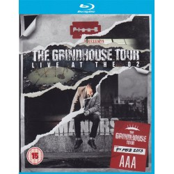 Plan B - The Grindhouse Tour - Live At The O2 - Blu-ray