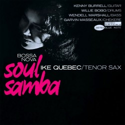 Ike Quebec - Bossa Nova Soul Samba - CD