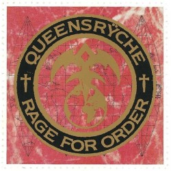 Queensryche - Rage For Order - CD