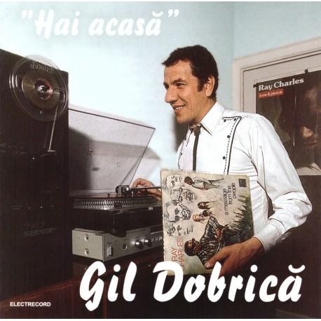 Gil Dobrica - Hai acasa - CD