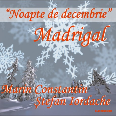 Madrigal - Noapte de Decembrie - CD