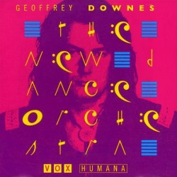 Geoffrey Downes - Vox Humana - CD