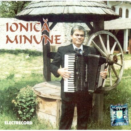 Ionică Minune - acordeon - CD