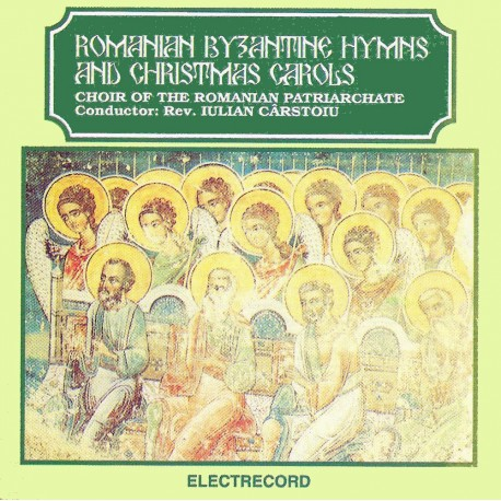 Corul Patriarhiei - Imne Bizantine si colinde - CD