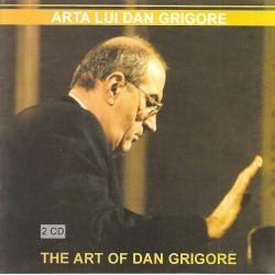 Dan Grigore - Arta lui Dan Grigore - 2CD