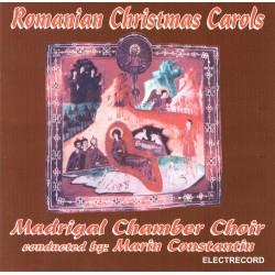 Madrigal - Romanian Christmas Carols - CD