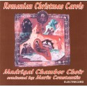 Madrigal - Romanian Christmas Carols - CD