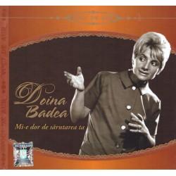 Doina Badea - Mi-e dor de sarutarea ta - CD digipack