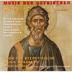 Formatia Psalmodia - Imnuri bizantine - CD