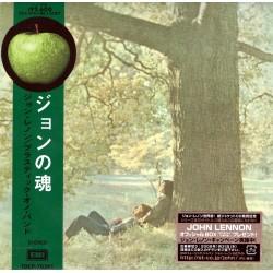 John Lennon - Plastic Ono Band (Limited Japan vinyl replica) - CD