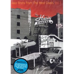 V/A - Jazz Shots From The West Coast Vol.1 - DVD