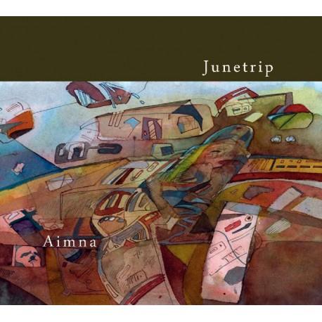 Junetrip - Aimna - CD Digipack