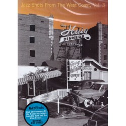 V/A - Jazz Shots From The West Coast Vol.3 - DVD