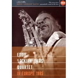 """Eddie """"Lockjaw"""" Davis - In Europe 1985 - DVD"""
