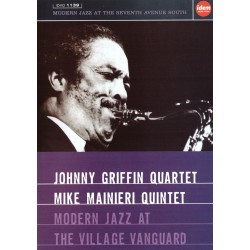 Johnny Griffin Quartet / Mike Mainieri Quintet - Modern Jazz at the Village Vanguard - DVD