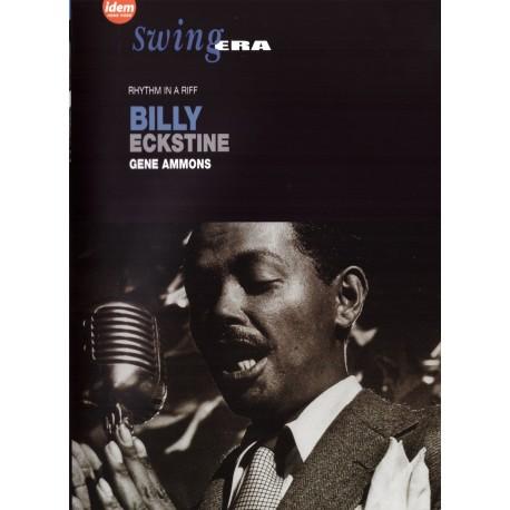 Billy Eckstine / Gene Ammons - Rhythm in a Riff - DVD