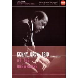 Kenny Drew Trio - At The Brewhouse - DVD