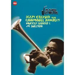 Gillespie / Adderley / Spanie/ Sullivan - 20-th Century Jazz masters - DVD