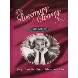 Rosemary Clooney - Girl Singer - Songs From The Classic Televison Series - DVD