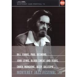 V/A - Monterey Jazz Festival '75 - DVD
