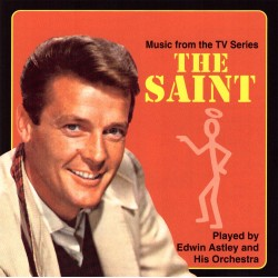 OST - Edwin Astley and His Orchestra - The Saint - CD