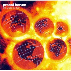 Procol Harum - The Well's On Fire - CD