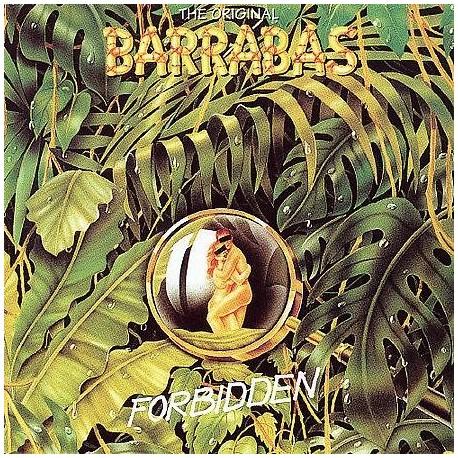 Barrabas- Forbidden - CD